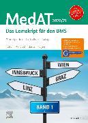 Cover-Bild zu MedAT Humanmedizin/Zahnmedizin 2020/2021- Band 1 von Tafrali, Deniz