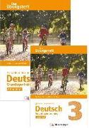 Cover-Bild zu Anschluss finden / Deutsch 3 - Das Übungsheft - Grundlagentraining: Leseheft und Arbeitsheft von Kresse, Tina