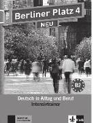 Cover-Bild zu Berliner Platz 4 NEU - Intensivtrainer von Rodi, Margret