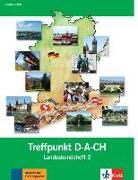 Cover-Bild zu Berliner Platz 2 NEU - Treffpunkt D-A-CH 2 Landeskundeheft