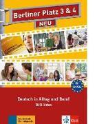 Cover-Bild zu Berliner Platz, Band 3+4 - Video-DVD