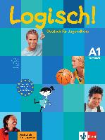 Cover-Bild zu Logisch! A1 - Kursbuch A1 von Koithan, Ute