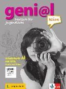 Cover-Bild zu geni@l klick A1 - Arbeitsbuch mit DVD-ROM von Fröhlich, Birgitta