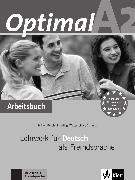 Cover-Bild zu Optimal A2. Arbeitsbuch