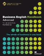Cover-Bild zu Business English Handbook mit CD von Emmerson, Paul
