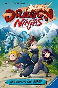 Cover-Bild zu Petrowitz, Michael: Dragon Ninjas, Band 1: Der Drache der Berge (eBook)