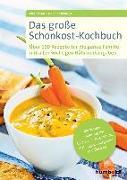 Cover-Bild zu Das große Schonkost-Kochbuch von Weißenberger, Christiane