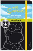 Cover-Bild zu Moleskine The Simpsons Limited Edition Hard Plain Pocket Notebook