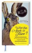 Cover-Bild zu Who the fuck is Alice?
