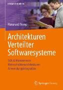 Cover-Bild zu Architekturen Verteilter Softwaresysteme (eBook) von Tremp, Hansruedi