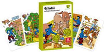 Cover-Bild zu Globi auf dem Bauernhof Quartett
