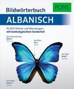 Cover-Bild zu PONS Bildwörterbuch Albanisch