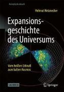 Cover-Bild zu Hetznecker, Helmut: Expansionsgeschichte des Universums