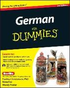 Cover-Bild zu Christensen, Paulina: German For Dummies