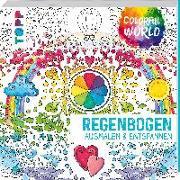 Cover-Bild zu Colorful World - Regenbogen von Schwab, Ursula