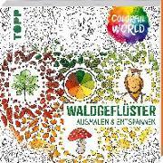 Cover-Bild zu Colorful World - Waldgeflüster von Schwab, Ursula