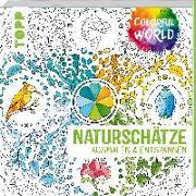 Cover-Bild zu Colorful World - Naturschätze von Altmayer, Helga