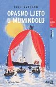 Cover-Bild zu Jansson, Tove: Opasno ljeto u Mumindolu (eBook)