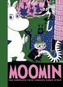 Cover-Bild zu Jansson, Tove: Moomin Book 2 (eBook)