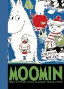Cover-Bild zu Jansson, Tove: Moomin Book 3 (eBook)
