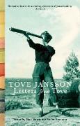 Cover-Bild zu Jansson, Tove: Letters from Tove (eBook)