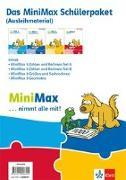 Cover-Bild zu MiniMax 3. Schülerpaket (4 Themenhefte: Zahlen und Rechnen A, Zahlen und Rechnen B, Größen und Sachrechnen, Geometrie) - Ausleihmaterial Klasse 3