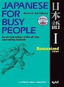 Cover-Bild zu Japanese for Busy People I