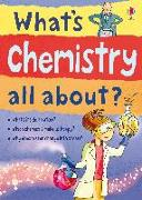 Cover-Bild zu Frith, Alex: What's Chemistry All About? (eBook)