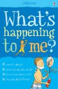 Cover-Bild zu Frith, Alex: What's Happening to Me? (eBook)