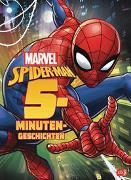 Cover-Bild zu MARVEL Spider-Man 5-Minuten-Geschichten von Diverse