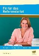 Cover-Bild zu Fit für das Referendariat von Böhmann, Marc