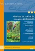 Cover-Bild zu »Die Insel ist zu klein für uns vier« im Unterricht von Böhmann, Marc