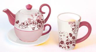 Cover-Bild zu Set Tea for One (Ranke)