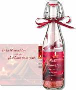 Cover-Bild zu Flaschengruss. Frohe Weihnachten