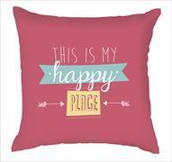 Cover-Bild zu Happy me Kissen Happy Place