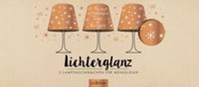 Cover-Bild zu deluxe: Lichterglanz Kerzenschirme Kupfer