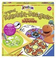 Cover-Bild zu Junior Mandala-Designer® - Drache Kokosnuss