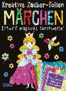 Cover-Bild zu Kreative Zauber-Folien: Märchen: Set mit 10 Zaubertafeln, Folien und Anleitungsbuch