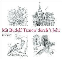 Cover-Bild zu Mit Rudolf Tarnow dörch't Johr von Schinko, Werner (Illustr.)