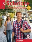 Cover-Bild zu Schritte international Neu 3. Kursbuch + Arbeitsbuch + CD zum Arbeitsbuch von Hilpert, Silke