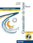 Cover-Bild zu Grammaire de base pour l'allemand. Explications et exercices von Reimann, Monika