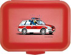 Cover-Bild zu Globi Lunchbox Goldraub. Rot