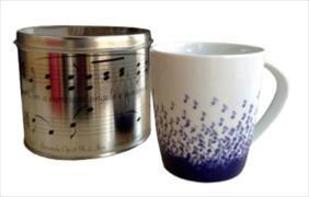 Cover-Bild zu Water Music Mug and Tin
