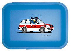 Cover-Bild zu Globi Lunchbox Goldraub. Blau