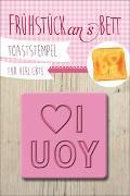 Cover-Bild zu Toaststempel für Verliebte