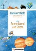 Cover-Bild zu Lernen im Netz 8. Sonne Mond und Sterne von Datz, Margret