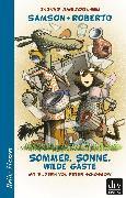 Cover-Bild zu Ambjørnsen, Ingvar: Samson und Roberto, Sommer, Sonne, wilde Gäste (eBook)