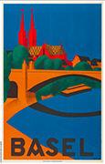 Cover-Bild zu Vintage Poster - Basel