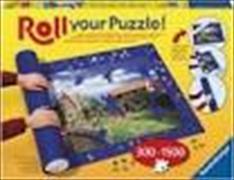 Cover-Bild zu Roll your Puzzle! Puzzlematte