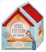 Cover-Bild zu Vögel füttern am Fenster